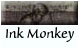 ink monkey button